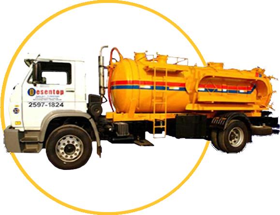 Coleta e Transporte de Resíduos Industriais Oleosos