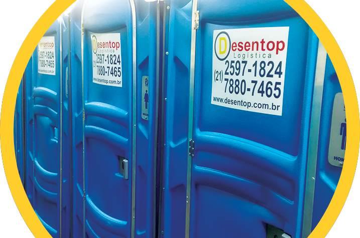 Aluguel de banheiro químico: saiba como escolher o melhor