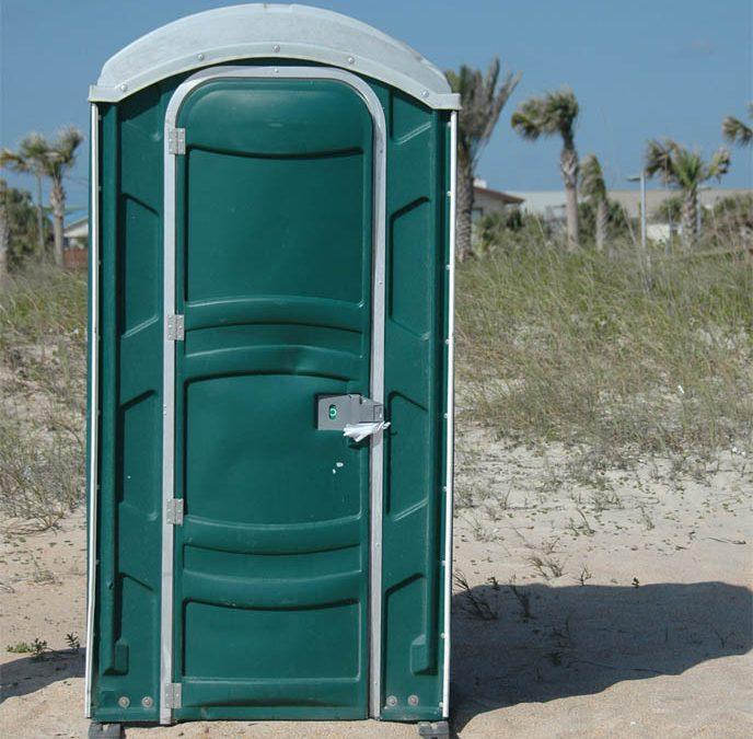 6 vantagens para alugar um banheiro químico