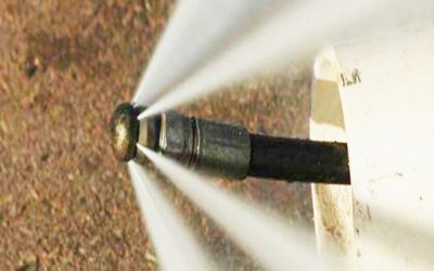 O desentupimento com hidrojateamento funciona?