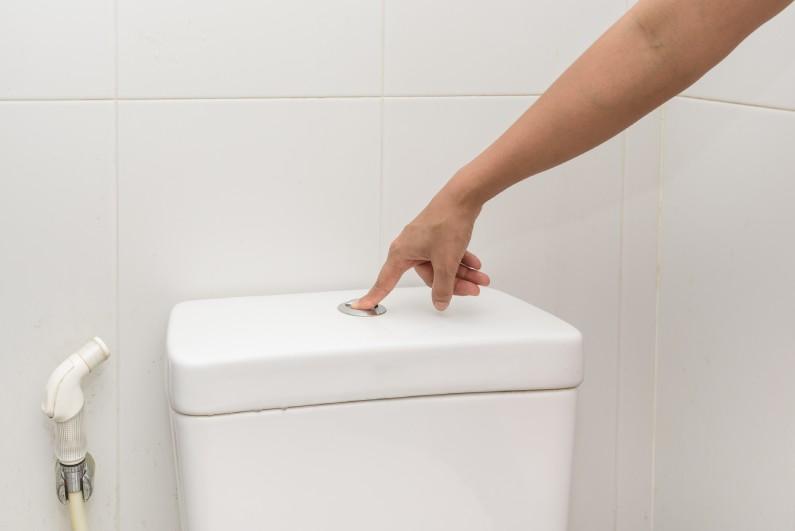 O que entope o vaso sanitário?
